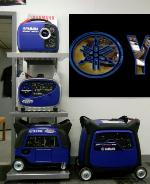 Yamaha generators and Power Equipment in the Little Rock Searcy Russelville Hot Springs area